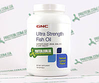 Риб'ячий Жир USA ORIGINAL!!! GNC Ultra Strength Fish Oil Omega 3 100 кап, фото 1