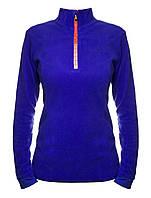Жіноча кофта Brunotti Yark Women Fleece M Sapphire SKL35-238518