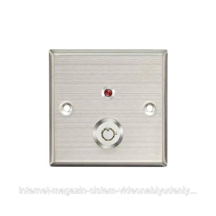 Кнопка выхода Yli Electronic YKS-850LM