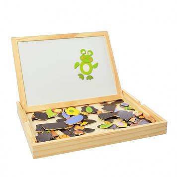 Деревянная игрушка Набор первоклассника MD2083 (B), Оригинал