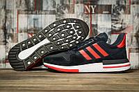 Кроссовки мужские 16845, Adidas, темно-синие, < 45 > р. 45-28,8см., фото 1
