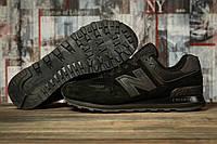 Кроссовки мужские 16851, New Balance 574, черные, < 45 > р. 45-29,0см., фото 1