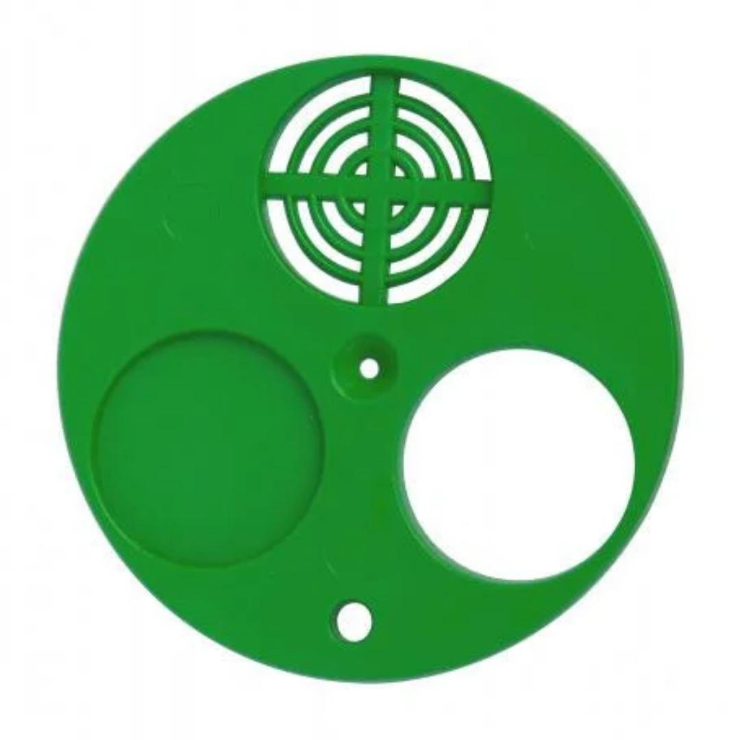 Летковый заградитель круглый пластмассовый
