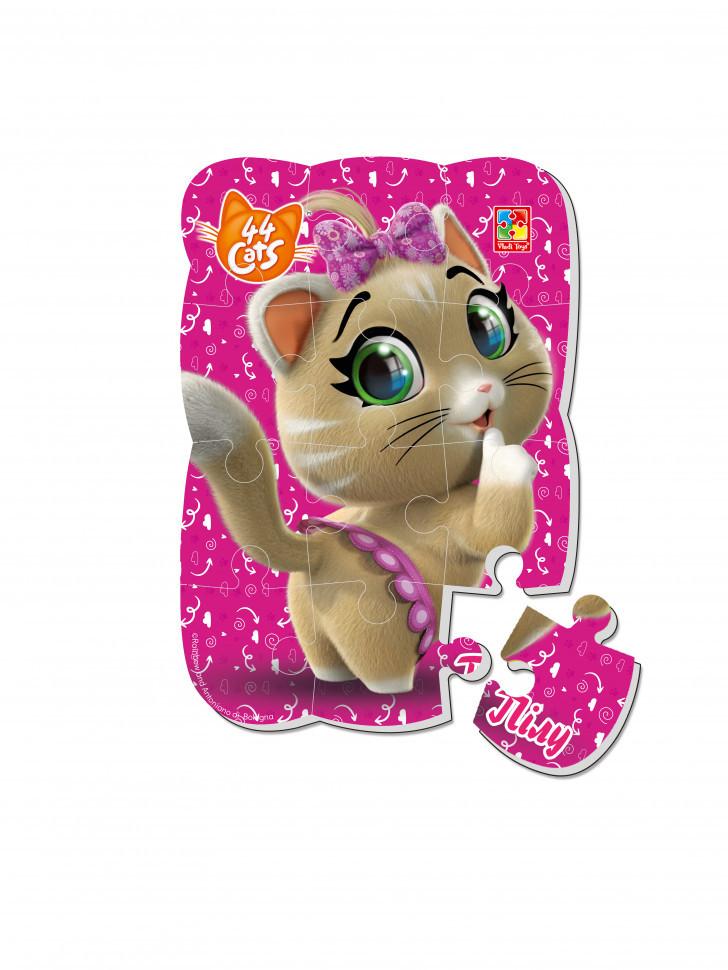 """Пазлы магнитные А5 """"44 Cats"""" VT3205 (""""Пилу"""" (укр)), Оригинал"""