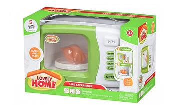 Игровой набор Same Toy Lovely Home Микроволновая печь 3214AUt, Оригинал