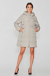 Зимняя куртка А силуэта Elvi С 111