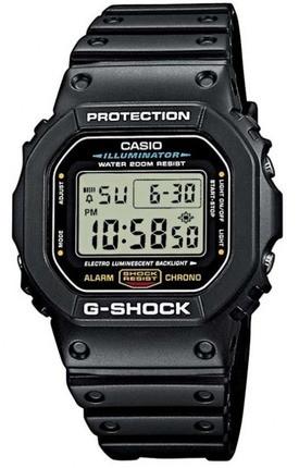 Casio G-Shock DW-5600E-1VQ
