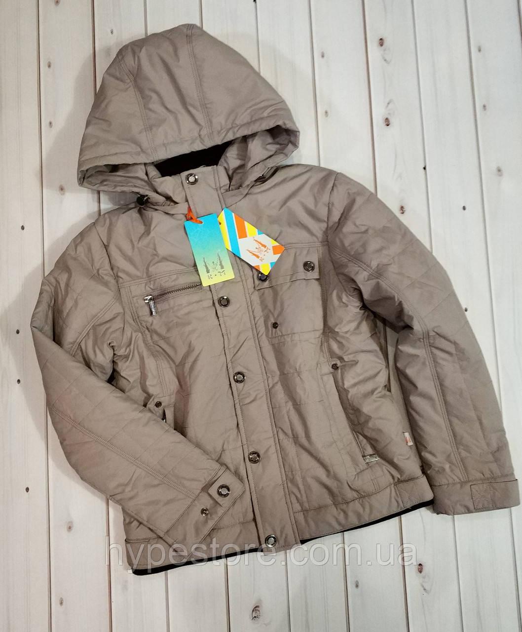 Демисезонная куртка для мальчика подростка от бренда RM kids,ветровка, качество отличное
