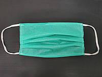 Одноразовые защитные трёхслойные маски для лица Упаковка 10 шт.