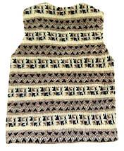 Теплая жилетка из овчины орнамент Размер 54, фото 3