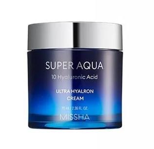 Увлажняющий крем-бальзам для всех типов кожи Missha Super Aqua Ultra Hyalron Balm Cream Original