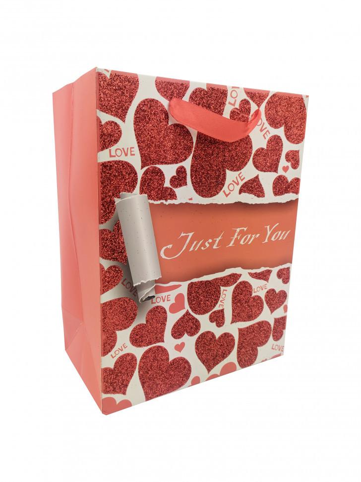 """Подарочный пакет 212S """"LOVE"""" (212S-3), Оригинал"""