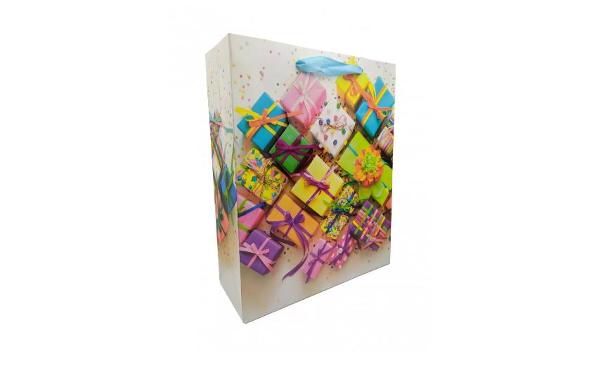 Подарочный пакет 7503-5M-1/2/3/4 (Подарки), Оригинал