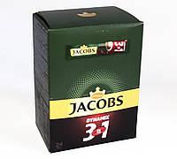 Кофе в стиках Jacobs Dynamix 3 в 1 (24*12 г)