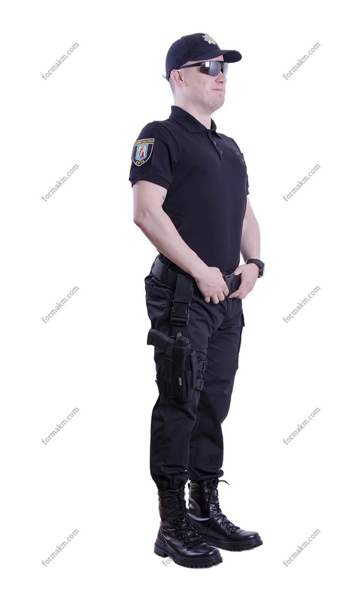 поло одежда полиции