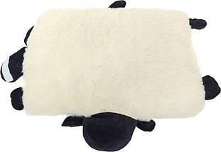 Подушка-игрушка Барашек Шон Размер 28х28 см, фото 3