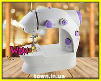 Швейная машинка miniSewing Machine, Портативная Мини швейная машинка 4 в 1