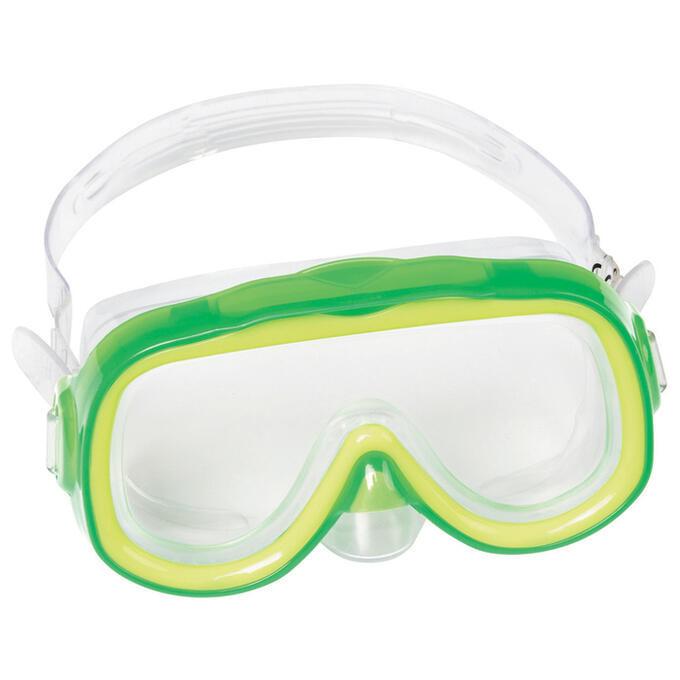 Bestway Маска для плавания 22054 (Зелёный), Оригинал