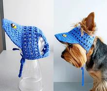 Шапка панамка 10784 для собак мелких пород