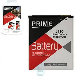 АКБ PRIME Samsung EB-BJ110ABE 1900 mAh J1 Ace J110 100% Емкость AAAA/Original Prime