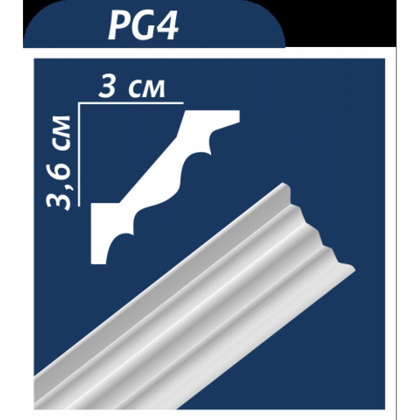 Багет 2м без рисунка PG-4