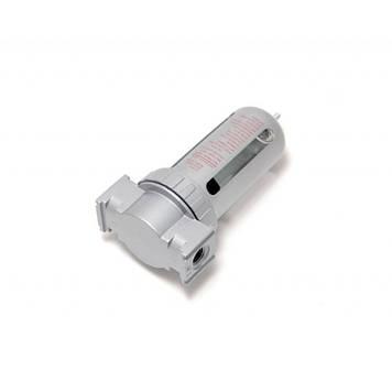 """Фильтр влагоотделитель для пневмосистемы 1/2""""(10bar температура воздуха 5-60С.10Мк )"""