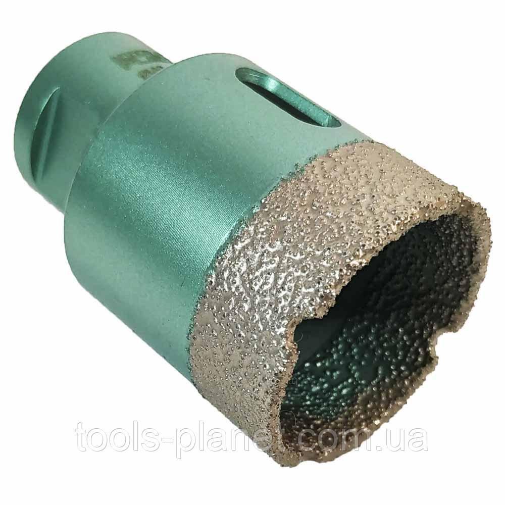 Алмазное сверло по плитке 40 мм x M14 Kona Flex Vacuum