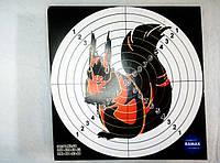 """Мишень картонная """"Белка"""" (50 шт/пчк) для пневматического оружия"""