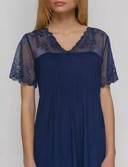 Сорочка нічна жіноча,ТМ Fleri Розмір 44,46,40,42,50,48,52