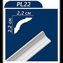 Багет 2м без рисунка PL-22