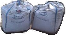 Портландцемент тип CEM I 42.5R навалом в Big-bag bartin