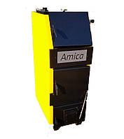 Шахтный котел с классическим теплообменником  Amica Premium (Амика Премиум) 20 кВт