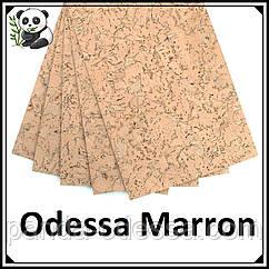 Пробковые панели (обои) Odessa Marron TM Egen 600*300*3 мм