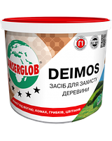 Средство для защиты древесины Deimos коричневый 1 кг
