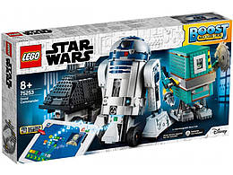 Lego Star Wars - Командир отряда дроидов (Droid Commander, 1177 дет), 8+ (75253)