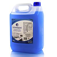 Спиртосодержащее средство для ежедневного мытья водостойких поверхностей Бланидас, 5л