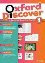 Oxford Discover 1 Integrated Teaching Toolkit / Книга для учителя