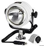 Прожектор для лодки катера OSCULATI  высокой яркости, дальность света до 600 м, фото 4