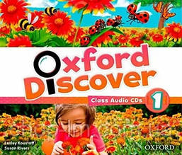 Oxford Discover 1 Class Audio CDs / Аудио диск