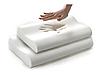 Подушка с памятью Memory Foam Pillow, фото 2
