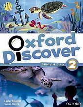 Oxford Discover 2 Student Book / Учебник