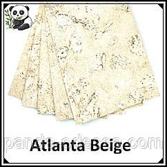 Коркові панелі (шпалери) Atlanta Beige TM Egen 600*300*3 мм