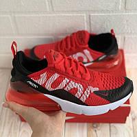 Кроссовки Nike Air Max 270 (красный/red)