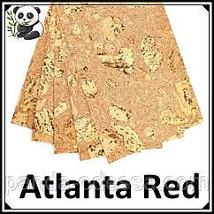 Пробковые панели (обои) Atlanta Red TM Egen 600*300*3 мм