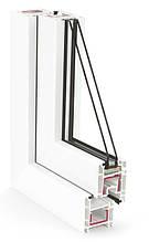 Вікна металопластикові REHAU Euro-Design 60