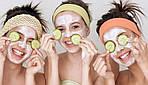 Маски для обличчя з фруктів і овочів