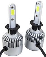 Светодиодные лампы Sho-Me X1.1 H1 24W 2 шт 770001, КОД: 1599920