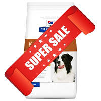 Лечебный сухой корм для собак Hill's Prescription Diet Canine Kidney Care k/d 12 кг