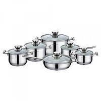 Набір посуду 12 в 1 Royalty Line RL-1231