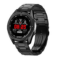Cмарт-часы с металлическим ремешком Smart Watch HS99-DH Black